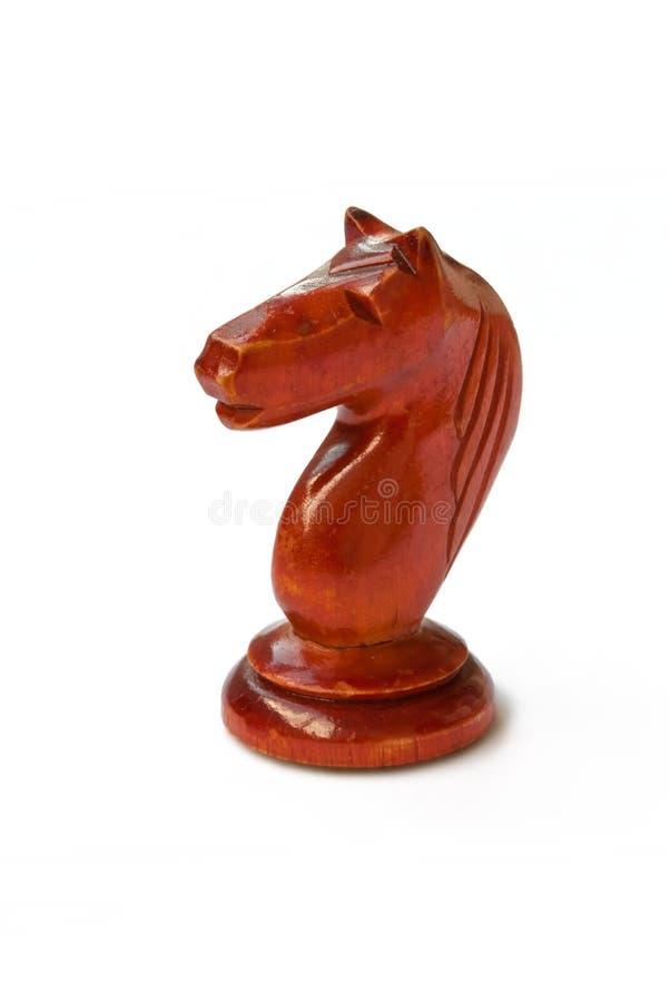 Cavaleiro da xadrez fotografia de stock