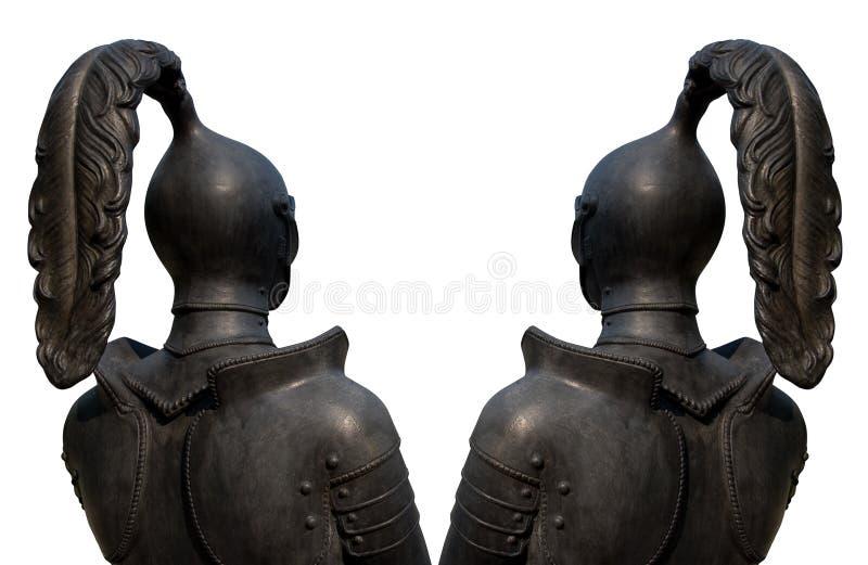 Cavaleiros imagens de stock royalty free