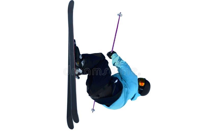 Cavalier de ski photographie stock libre de droits