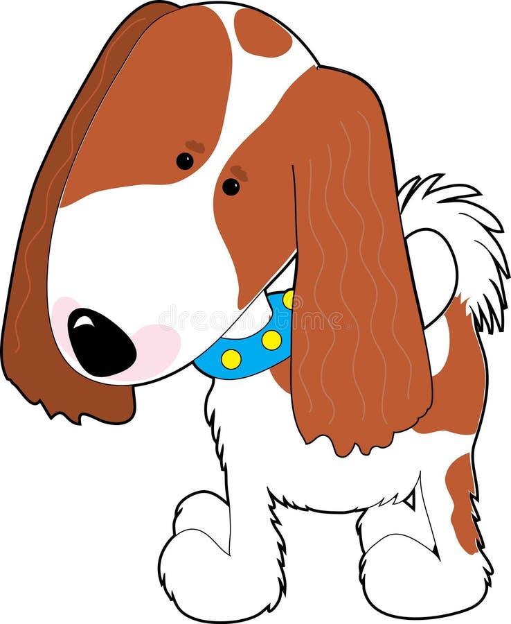 Download Cavalier King Charles stock vector. Illustration of spaniel - 4861764
