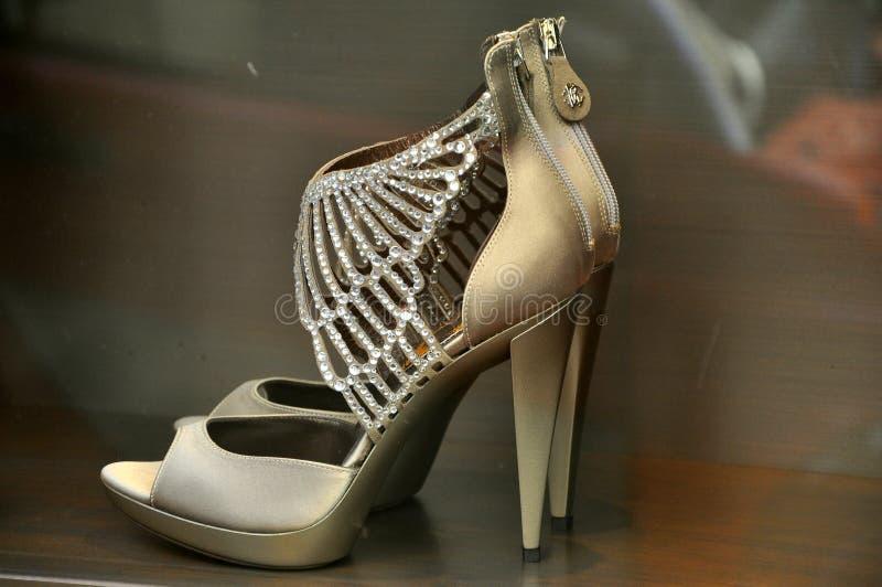 cavalli mody Roberto buty obrazy royalty free