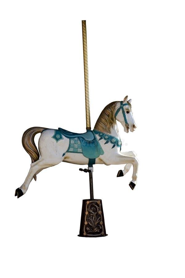 Cavallo del carosello immagini stock libere da diritti