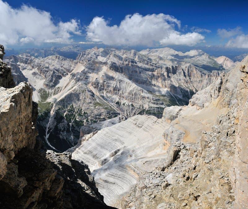 Cavallo Mountain Group royalty free stock photo