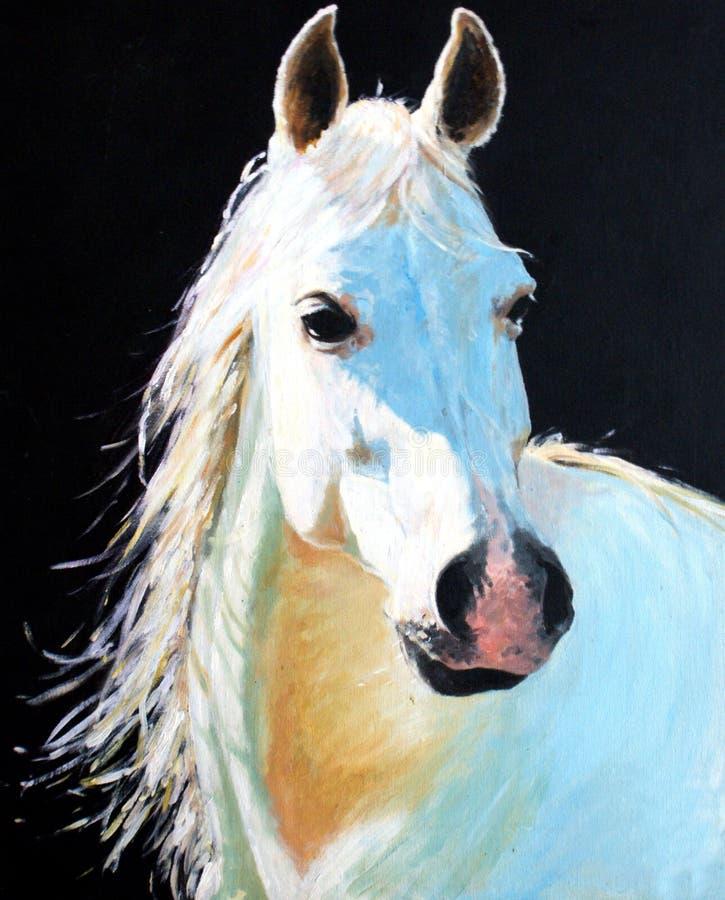 Cavalo ilustração royalty free
