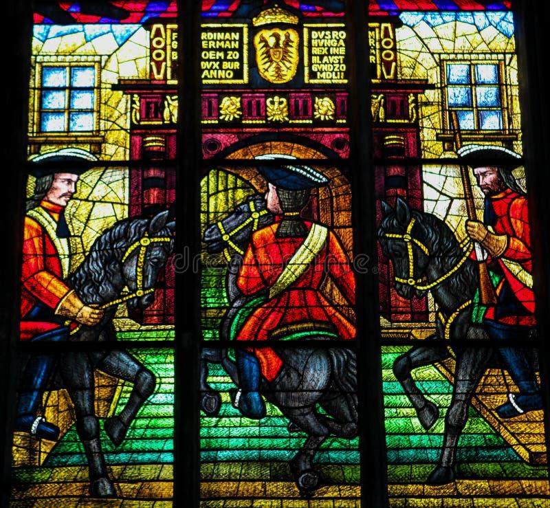 cavalry fotografie stock libere da diritti