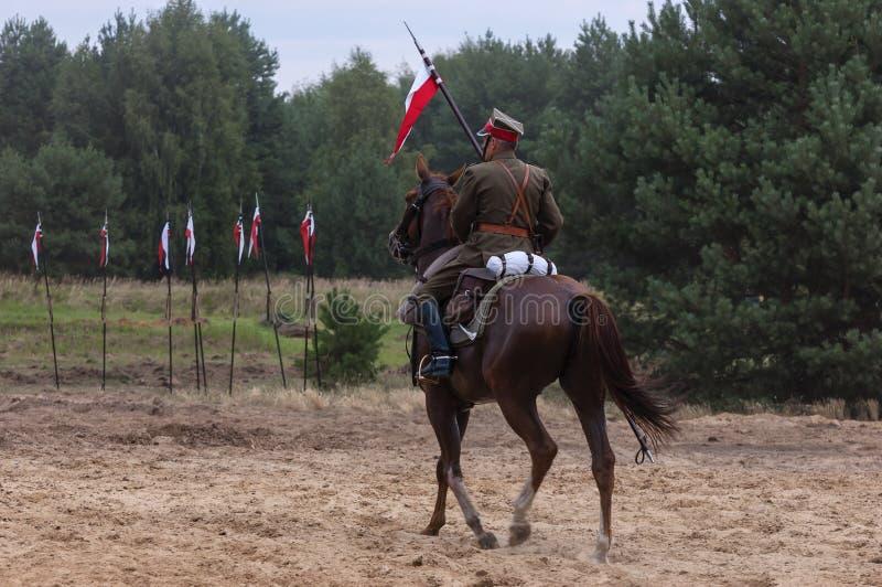cavalry immagine stock