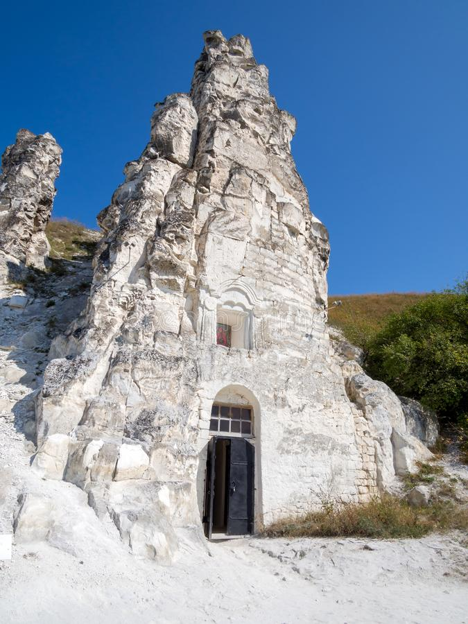 Free Cave Church Of The Sicilian Icon Of The Mother Of God Stock Photography - 146906362