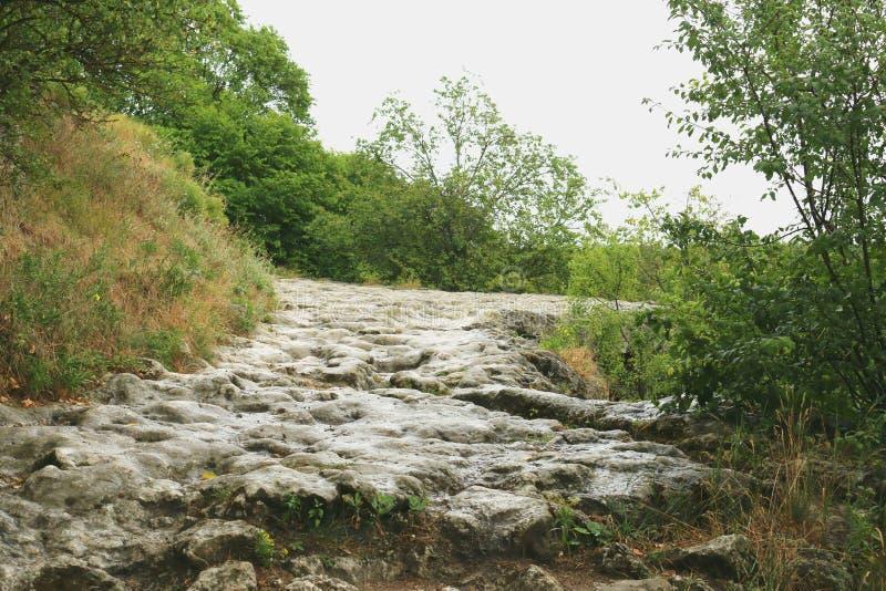 Download Cave City Chufut-Kale Bakhchisaray Stock Photo - Image: 83716029