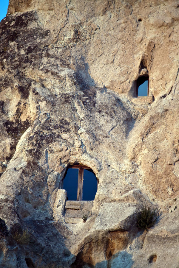 Download Cave house in Goreme stock image. Image of geology, asia - 22175869