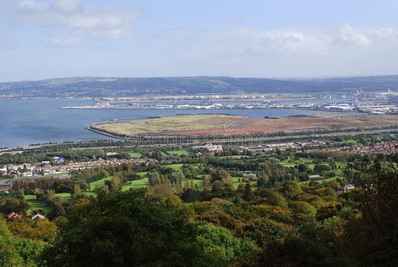 Cavehill, Belfast fotos de stock