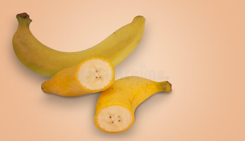 Cavendish Banana zo vers royalty-vrije stock afbeelding
