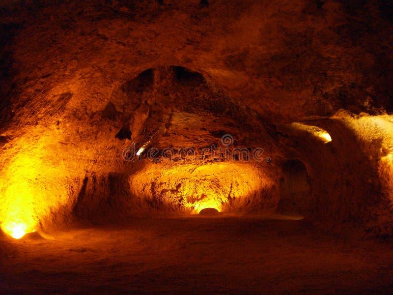 Cavern Royalty Free Stock Photos