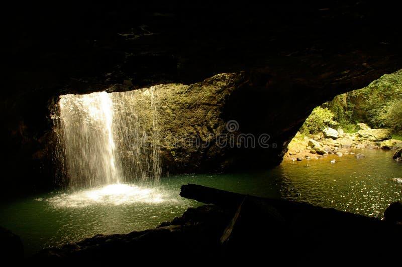 Caverna fotografia stock libera da diritti