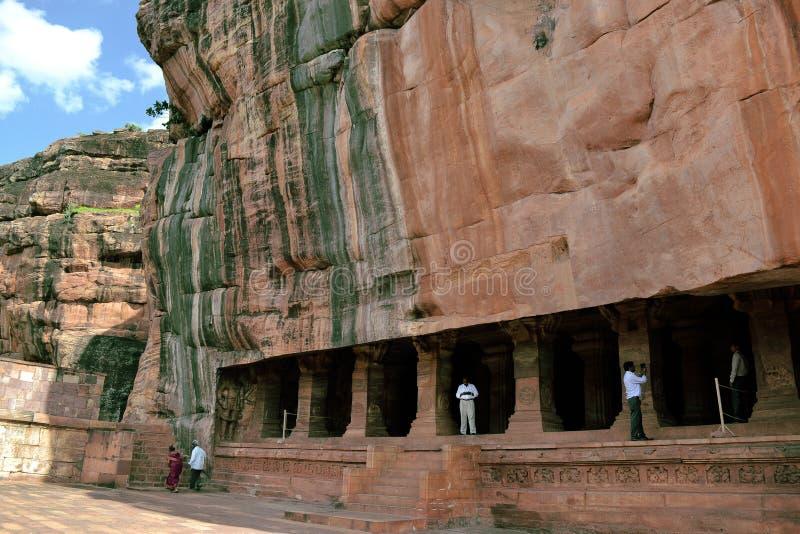 A caverna fotografia de stock