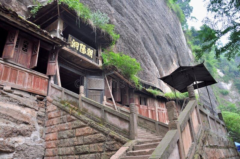 Caverna de Chaoyang imagens de stock royalty free