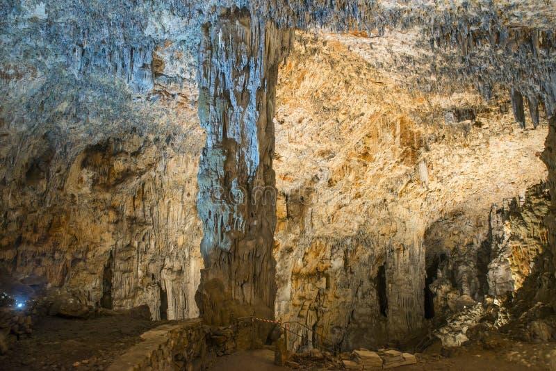 Caverna de Vilenica, Sezana, Eslovênia imagens de stock royalty free