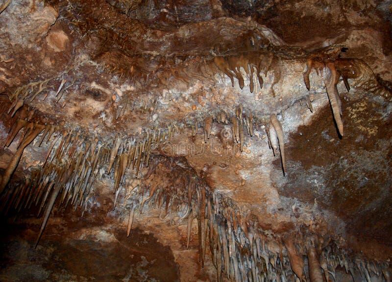 Caverna dei venti fotografia stock