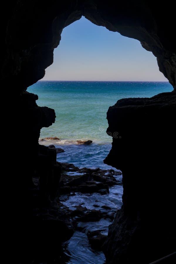 Caverna dell'Africano, l'arte della natura immagine stock libera da diritti