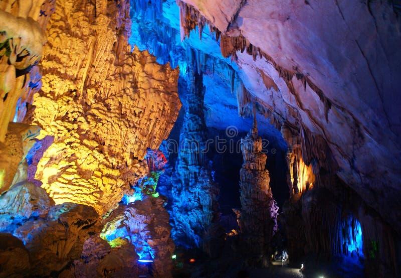 Caverna di Dripstone fotografia stock