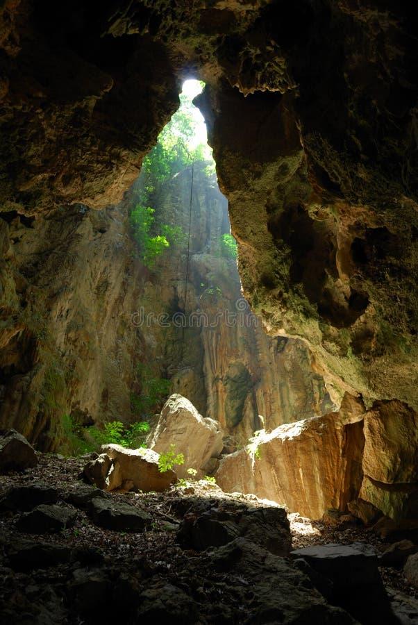 Caverna di Phayanakorn fotografie stock