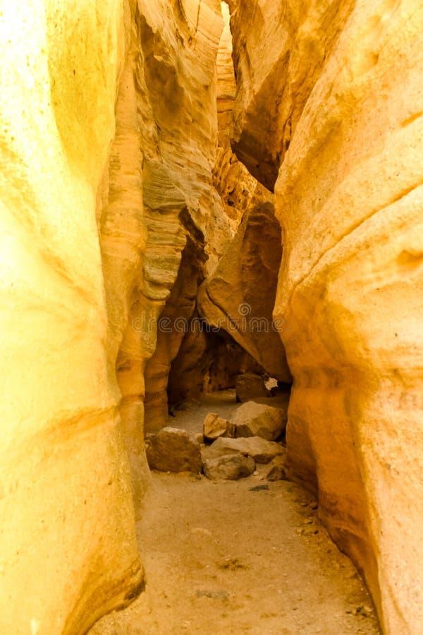 Caverna que vagueia fotografia de stock