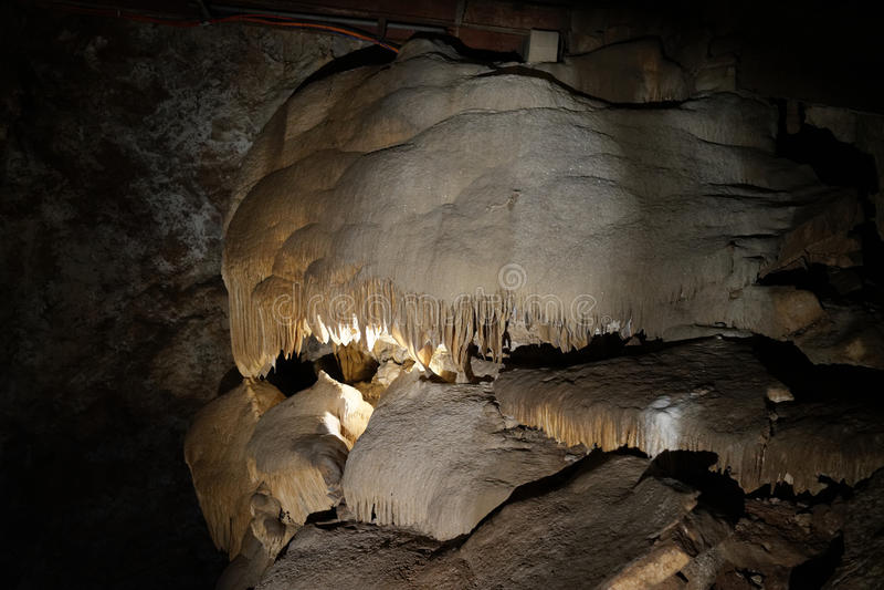Cavernas de Jenolan fotos de stock royalty free