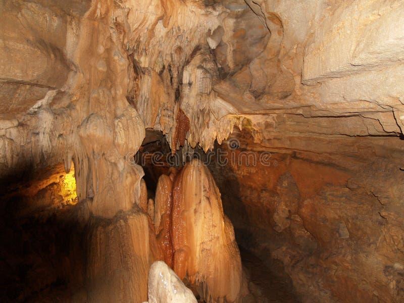 Cavernas de Kentucky fotografia de stock