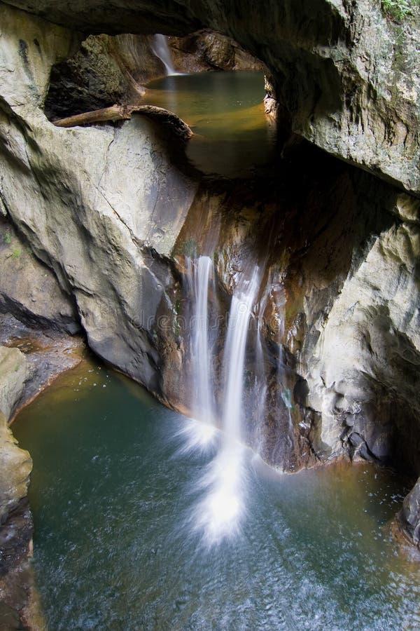 Cavernas de Skocjan fotos de stock