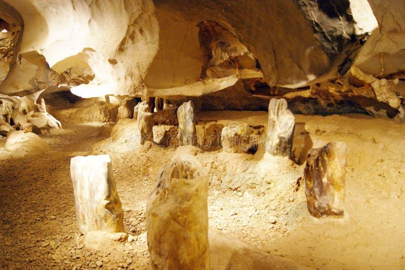 Cavernas do vento de Bornéu. imagem de stock royalty free