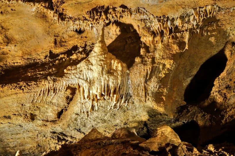 Caverne Bohême photo stock