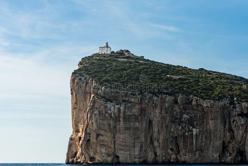 Caverne de Grotta di Nettuno en Sardaigne, Italie photographie stock libre de droits