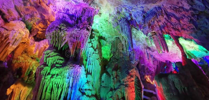 Caverne de Karst image libre de droits