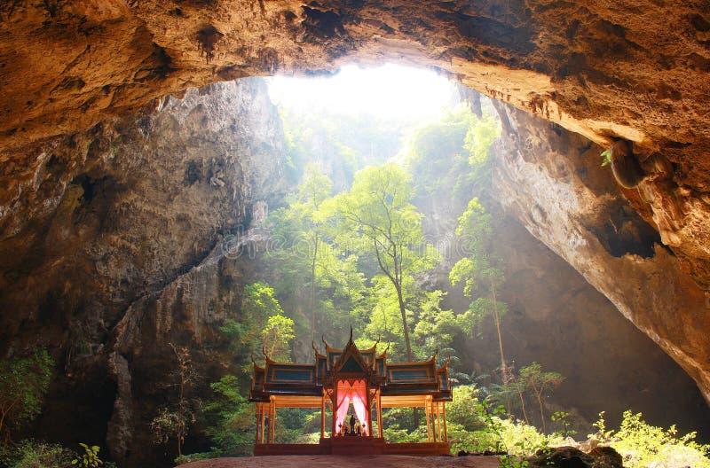 Caverne de Phraya Nakhon, Khao, Sam Roi Yod National Park, Prachuap Khiri Khan Thailand photos stock