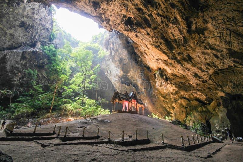Caverne de Phraya Nakhon, Khao, Sam Roi Yod National Park, Thaïlande photographie stock