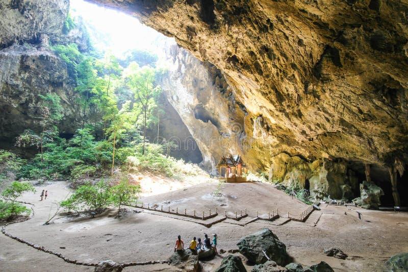 Caverne de Phraya Nakhon, Khao, Sam Roi Yod National Park, Thaïlande images stock