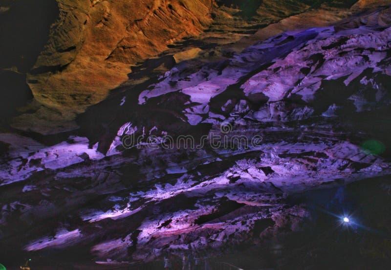 Caverne di Borra fotografia stock