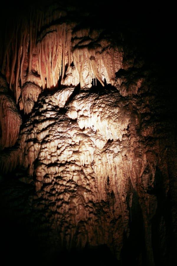 Caverne di Hastings immagini stock libere da diritti