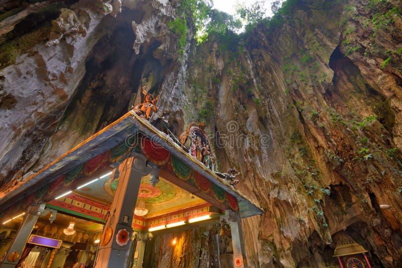 Cavernes de Batu photographie stock libre de droits