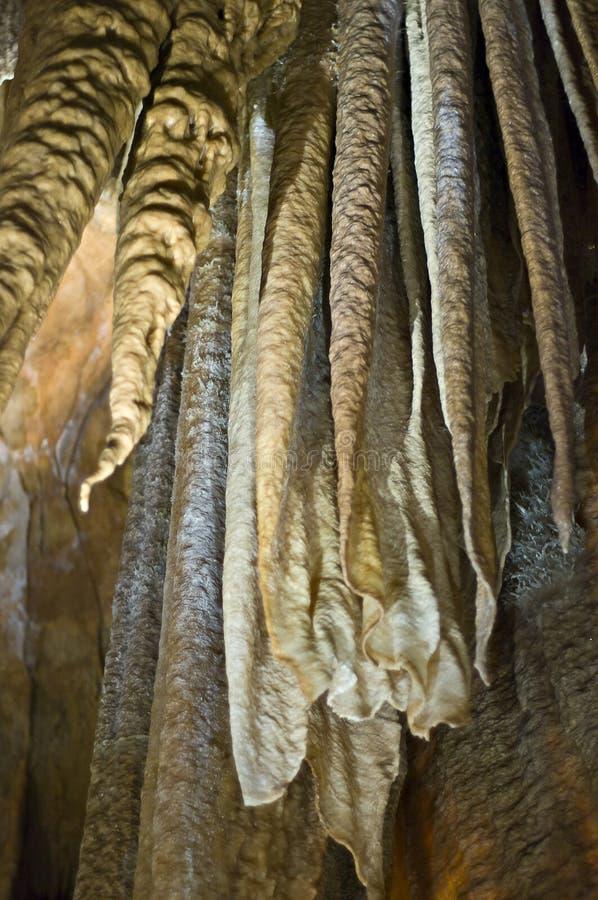 Cavernes de Jenolan, Australie. image stock