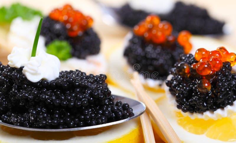 Caviar image stock