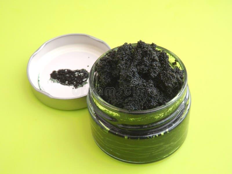 Download Caviar imagen de archivo. Imagen de mariscos, huevos - 42425667