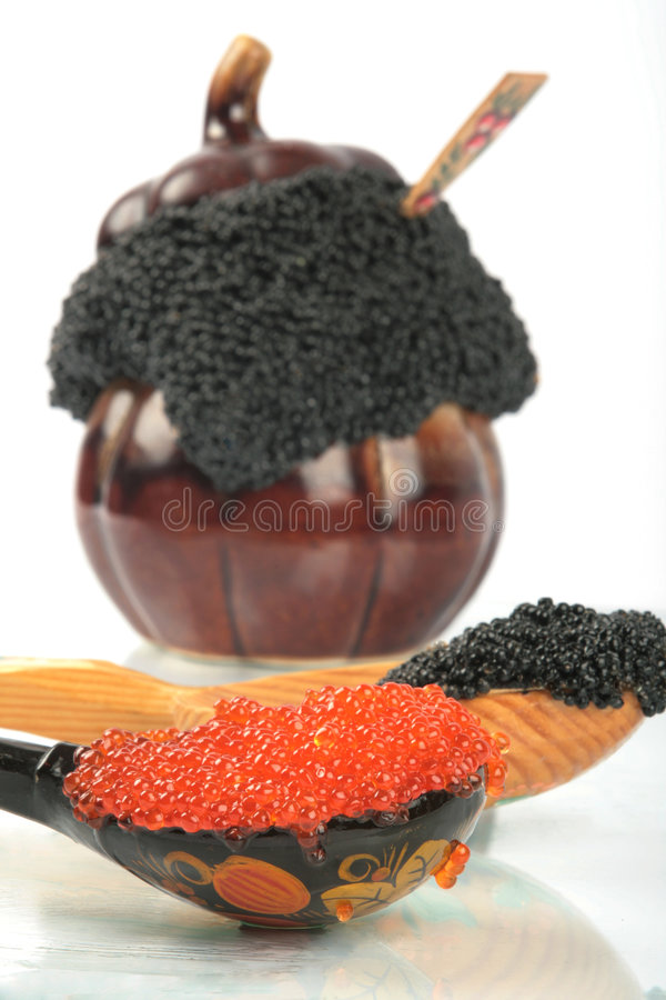 Free Caviar For Eating Royalty Free Stock Photography - 7903647