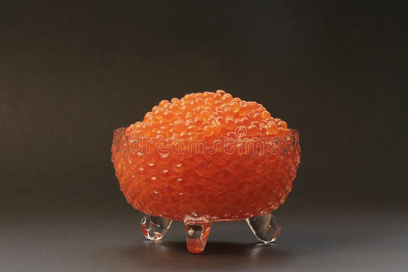 Caviar rojo 003 fotos de archivo libres de regalías