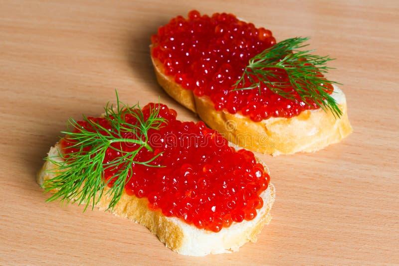 Download Caviar rojo foto de archivo. Imagen de ingrediente, cena - 42438438
