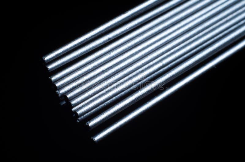 Cavo di matita meccanico fotografie stock
