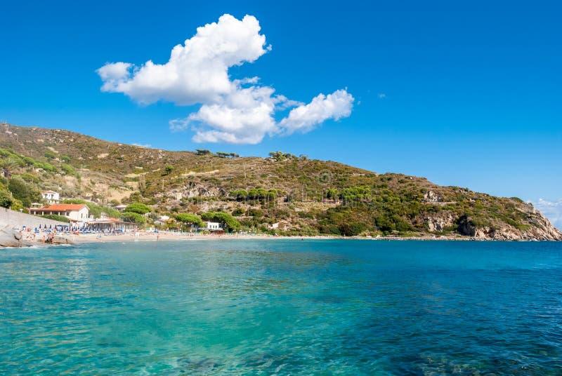 Cavoli, Isola Elba imagen de archivo libre de regalías
