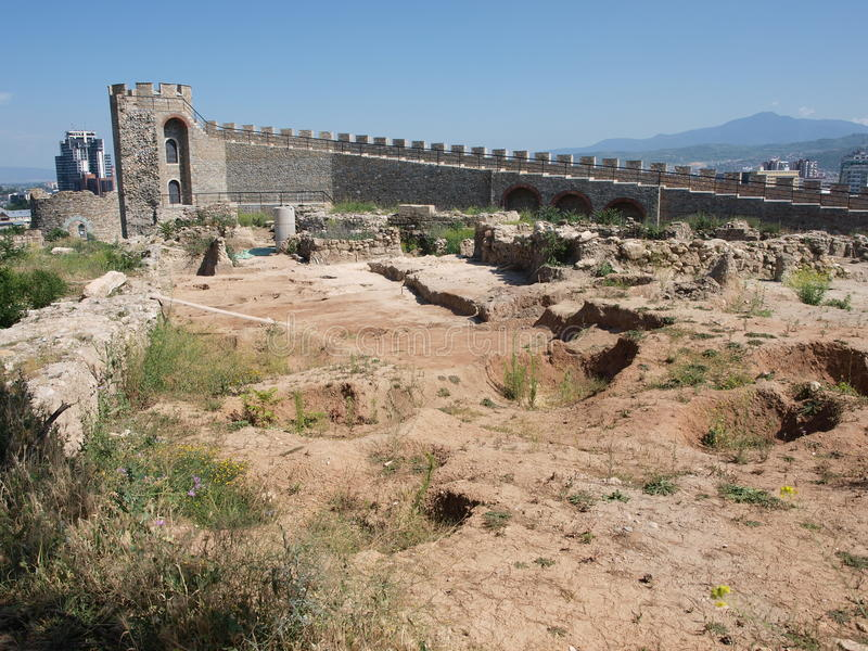 Cavolo di Skopsko, Skopje, Macedonia fotografia stock libera da diritti