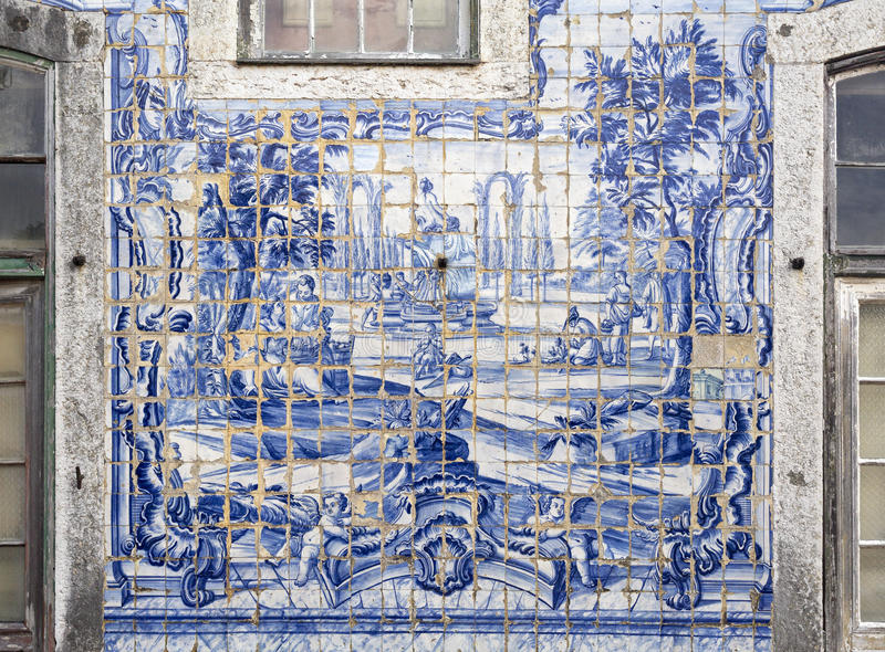 Caxias Royal Palace Ι στοκ φωτογραφία με δικαίωμα ελεύθερης χρήσης