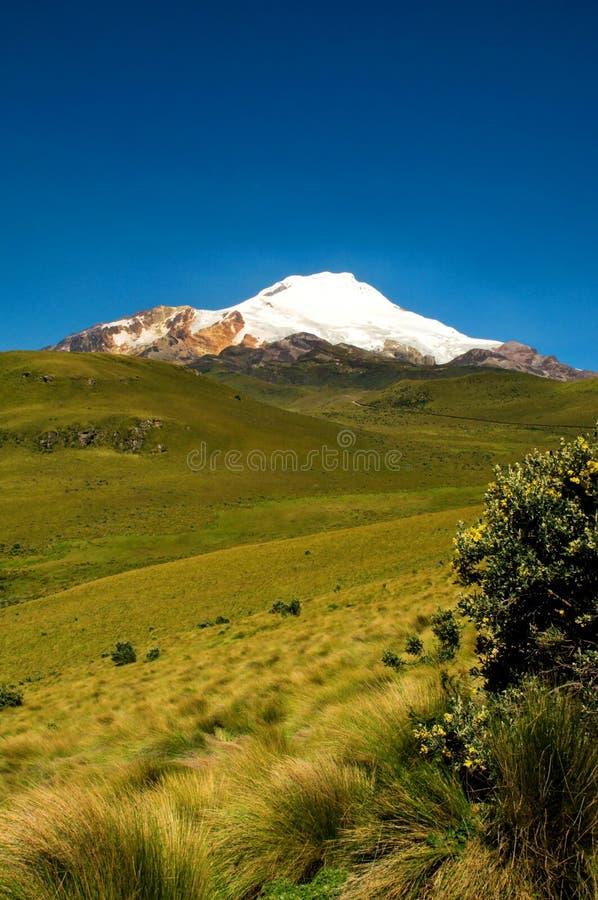 Cayambe Equateur photo libre de droits
