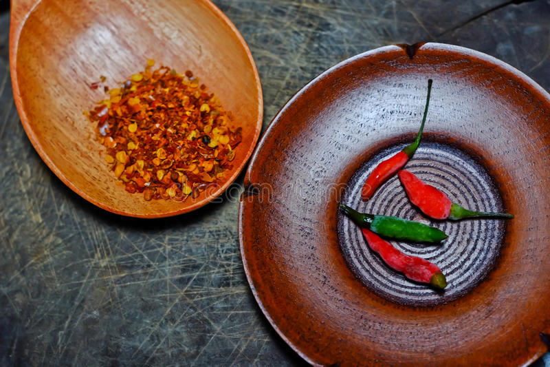 Download Cayenne pepper and chili stock image. Image of ingredient - 83700115